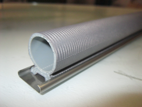 Design and manufacture of fixing rails / retainers